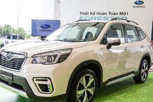 'Soi' công nghệ và ứng dụng trên Subaru Forester 2019 mới bán tại thị trường Việt