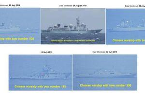 Tàu chiến Trung Quốc xâm nhập bất thường vào lãnh hải, Philippines phẫn nộ
