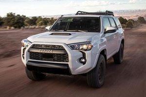 Toyota 4Runner 2020 có thêm tính năng gì để tăng giá?