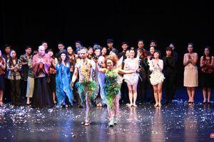 Quỳnh Paris góp phần tạo nên cái đẹp hoàn hảo cho nhạc kịch