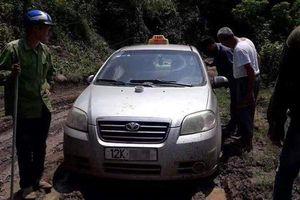 Vụ tài xế taxi bị 3 người Trung Quốc sát hại: Tài xế cảm thấy bất an, dừng xe xin tiền cước thì bị sát hại