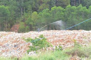 Quảng Nam: Cấp bách xử lý ô nhiễm môi trường tại bãi rác Tam Xuân