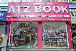 Hà Đông, Hà Nội: Nhà sách ATZ bán sản phẩm không rõ nguồn gốc, vi phạm PCCC?