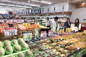 Đưa hàng Việt vào siêu thị Nhật hết sức gian nan