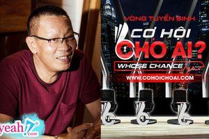 MC- nhà báo Lại Văn Sâm 'cầm trịch' show truyền hình mới về việc làm cho người lao động