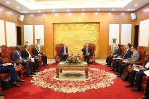 IFC và Google: cam kết hỗ trợ Việt Nam phát triển thị trường vốn và số hóa nền kinh tế