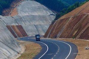 Vướng giải tỏa mặt bằng 11,5km, cao tốc La Sơn - Túy Loan 'gánh' lãi vay 132 triệu USD