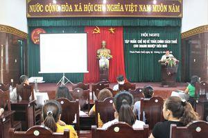 Thừa Thiên Huế: 200 doanh nghiệp siêu nhỏ được tập huấn chế độ kế toán, chính sách thuế