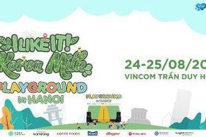 Lễ hội sữa và thông điệp sống xanh