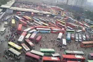 Hà Nội thêm 300 lượt xe khách phục vụ dịp nghỉ lễ Quốc khánh 2/9