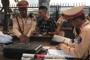 Sau một tháng tổng kiểm tra, CSGT Hà Nội phát hiện hơn 24.500 trường hợp vi phạm