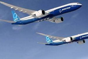 Boeing bất ngờ hoãn bàn giao dòng máy bay thân rộng 777X