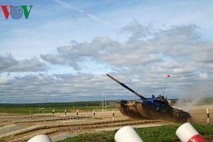 'Đội đua xe tăng của Việt Nam có sự tiến bộ rất tuyệt vời'