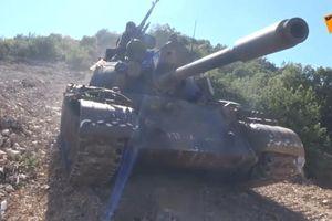 Syria đưa vũ khí hạng nặng vào phía bắc Latakia tiêu diệt phiến quân