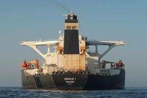 Mỹ ban bố lệnh bắt với tàu chở dầu Grace 1 của Iran