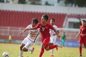 Thua U-18 Campuchia và khoảng trống sau đội tuyển