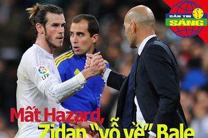 Mất Hazard, Zidane 'vỗ về' Bale; Liverpool khủng hoảng thủ môn