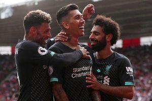 Thủ môn mắc sai lầm, Liverpool thắng nhọc Southampton