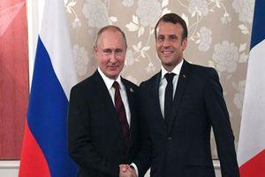 'Pháp nên cải thiện mối quan hệ với Nga trước khi Tổng thống Trump làm điều tương tự'