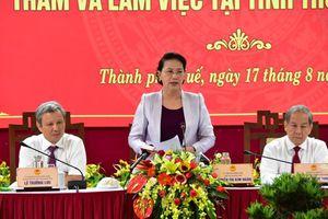 Xây dựng Thừa Thiên - Huế theo hướng đô thị di sản văn hóa