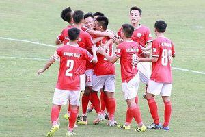 Vòng 18 giải hạng Nhất 2019: Hà Tĩnh gia tăng khoảng cách