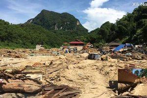 Tìm ra nguyên nhân lũ quét tại bản Na Sá, xã Na Mèo, huyện Quan Sơn, tỉnh Thanh Hóa