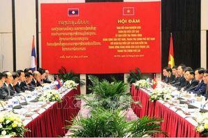 Việt Nam - Lào trao đổi kinh nghiệm phòng chống tham nhũng
