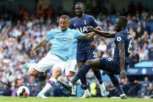 Man City và Tottenham bất phân thắng bại vì VAR