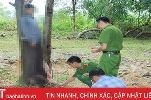 Tìm được thân nhân người đàn ông chết ở tư thế treo cổ sau khách sạn Sinh Thái