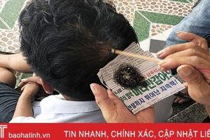 Lời đồn 'Ma thuốc độc' ở Hà Tĩnh (bài 2): Xem thầy lang bắt ma