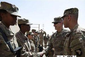 Lãnh đạo Mỹ thảo luận về kế hoạch hòa bình Afghanistan