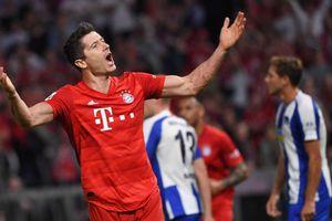 Bayern Munich chia điểm trong ngày Bundesliga khởi tranh