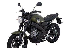 Mãn nhãn Yamaha XSR 155 2019 vừa ra mắt, cổ điển đi liền thời thượng, giá gần 70 triệu đồng