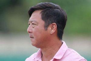 SHB Đà Nẵng thua trận, HLV Huỳnh Đức chê Đức Chinh chỉ có chạy rồi té