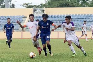 Hạ đội Trẻ Hà Nội bằng bàn thắng duy nhất, Bà Rịa Vũng Tàu giành ngôi vô địch