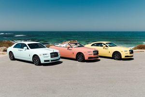 Chiêm ngưỡng bộ 3 Rolls-Royce hàng 'thửa' ra mắt tại Tuần lễ xe hơi Monterey