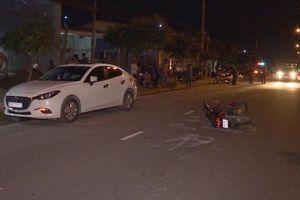 Ôtô Mazda3 va chạm với xe máy khiến một người tử vong trên quốc lộ 53