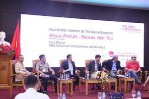 Việt Nam có nhiều yếu tố thuận lợi để hướng tới nền kinh tế số