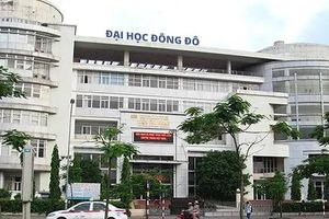 Đại học Đông Đô 'vượt mặt' Bộ GD&ĐT đào tạo chui văn bằng 2