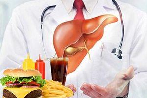 Thói quen ăn uống gây hại cho gan