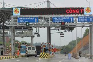 Trạm thu phí BOT Bờ Đậu Thái Nguyên sẽ tăng thời gian thu phí thêm 9 năm