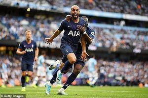 Phung phí cơ hội, Man City bị Tottenham cầm hòa siêu kịch tính