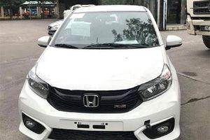 Doanh số Honda Brio tại Việt Nam có bằng các thị trường khác?