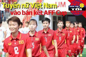 Việt Nam vào bán kết AFF Cup; đã có bản quyền VL World Cup