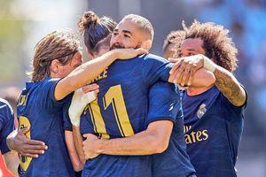 Real Madrid thắng Celta Vigo và dấu hỏi 300 triệu euro