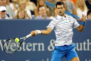 Djokovic thua ngược tại bán kết Cincinnati