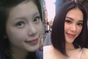 'Bạn gái tin đồn' thiếu gia Phillip Nguyễn khoe ảnh nhan sắc 10 năm