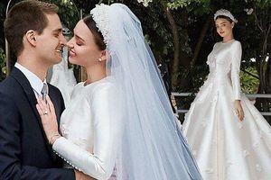 Những mẫu váy cưới độc nhất, đắt đỏ của Miranda Kerr và dàn sao nữ