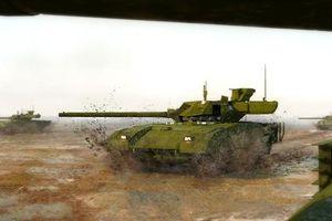 Tăng Armata chứng minh xứng đáng ngôi vị số 1