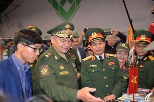 Tuyển QĐND Việt Nam đạt thành tích vượt mục tiêu đề ra tại Army Games 2019